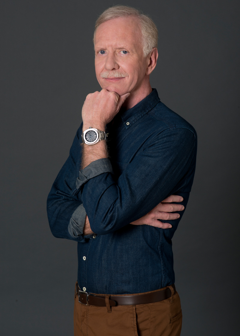 """Captain """"Sully"""" for Jeanrichard Campaign"""