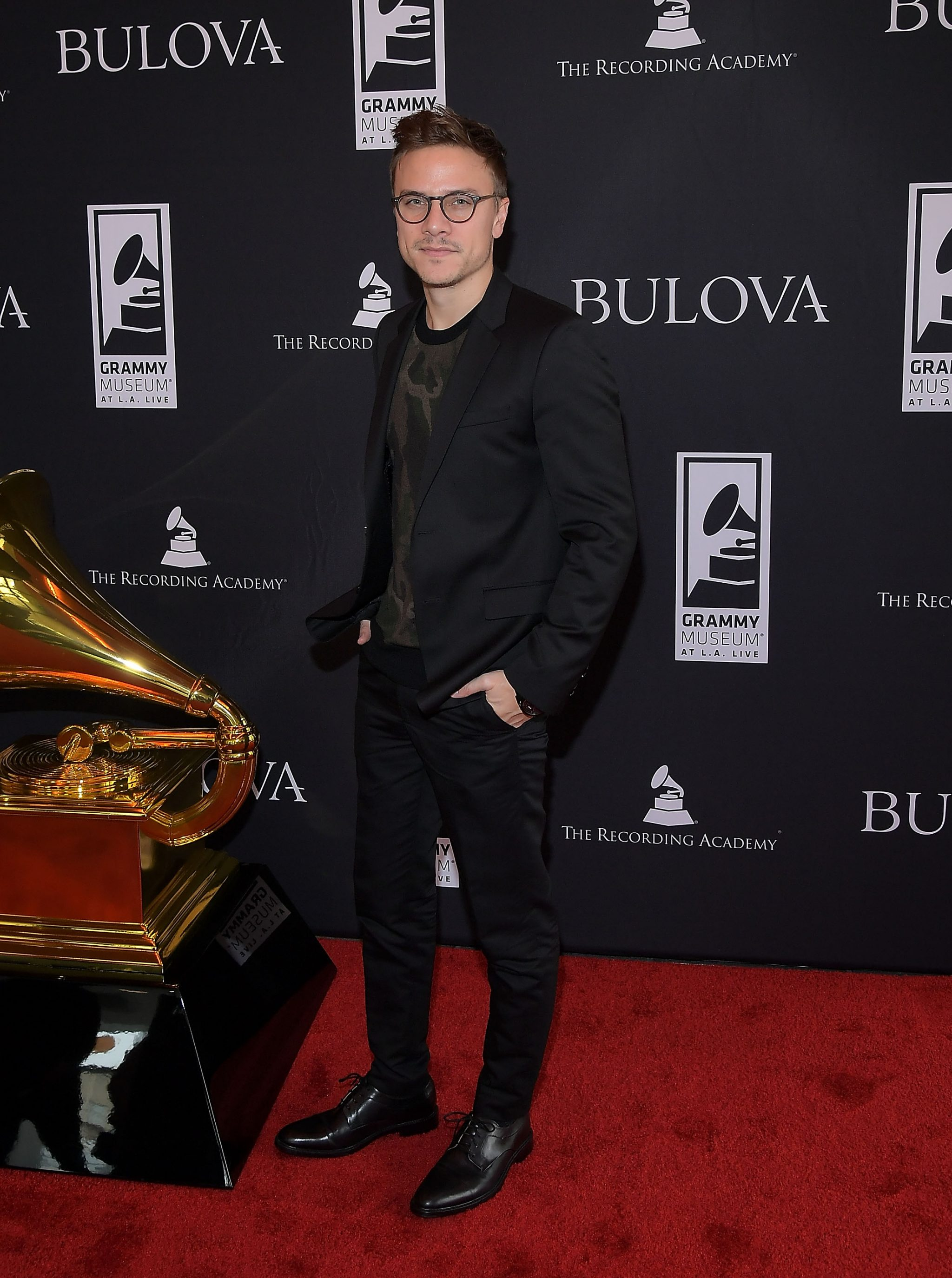 LOS ANGELES, CA - FEBRUARY 11:  Matt Cutshall attends the Bulova x GRAMMY Brunch at The GRAMMY Museum on February 11, 2017 in Los Angeles, California.  (Photo by Charley Gallay/WireImage)